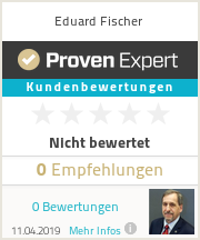 Erfahrungen & Bewertungen zu Eduard Fischer
