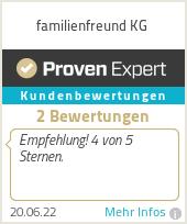 Erfahrungen & Bewertungen zu familienfreund KG