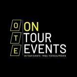 On Tour Event Technical Event Production London