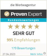 Erfahrungen & Bewertungen zu die Werbeagentur