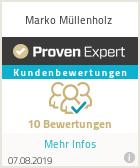 Erfahrungen & Bewertungen zu Marko Müllenholz