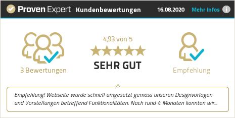 Kundenbewertungen & Erfahrungen zu Websprint GmbH. Mehr Infos anzeigen.