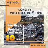 công ty TNHH Phế liệu Việt Đức