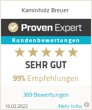 Erfahrungen & Bewertungen zu Kaminholzhandel Breuer