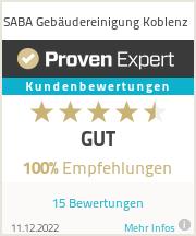 Erfahrungen & Bewertungen zu SABA