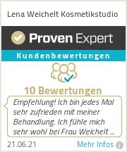 Erfahrungen & Bewertungen zu Lena Weichelt Kosmetikstudio