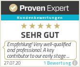 Erfahrungen & Bewertungen zu tarienna GmbH