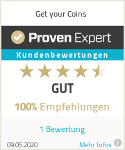 Erfahrungen & Bewertungen zu Get your Coins