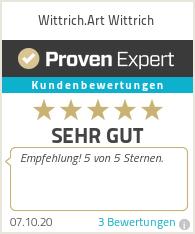 Erfahrungen & Bewertungen zu Wittrich.Art Wittrich