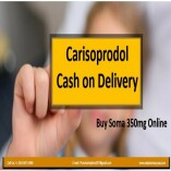 Buy Soma 350mg Online USA | Cheap Carisoprodol(Soma) Cash on Delivery USA
