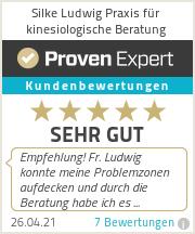 Erfahrungen & Bewertungen zu Silke Ludwig Praxis für kinesiologische Beratung
