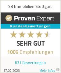Erfahrungen & Bewertungen zu SB Immobilien Stuttgart