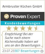 Erfahrungen & Bewertungen zu Armbruster Küchen GmbH