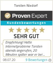 Erfahrungen & Bewertungen zu Torsten Nixdorf