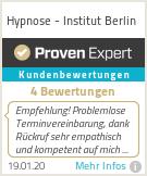 Erfahrungen & Bewertungen zu Hypnose - Institut Berlin