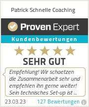 Erfahrungen & Bewertungen zu Patrick Schnelle