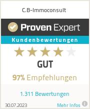Erfahrungen & Bewertungen zu C.B-Immoconsult