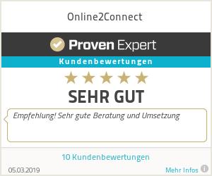 Erfahrungen & Bewertungen zu Online2Connect