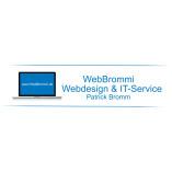 WebBrommi - Webdesign & IT-Service Patrick Bromm logo