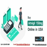 Buy Artvigil 150mg Pills with Cash on Delivery to treat narcolepsy