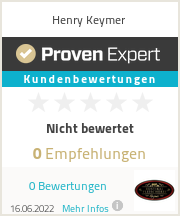 Erfahrungen & Bewertungen zu Henry Keymer
