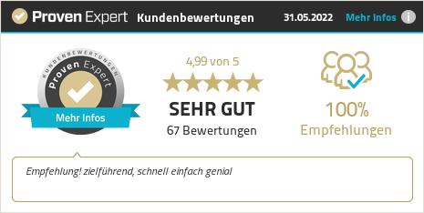 Kundenbewertungen & Erfahrungen zu Rebbert.IP. Mehr Infos anzeigen.