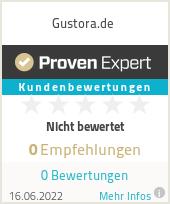 Erfahrungen & Bewertungen zu Gustora.de