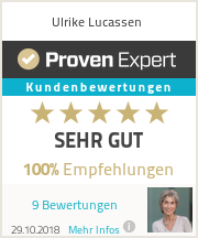 Erfahrungen & Bewertungen zu Ulrike Lucassen