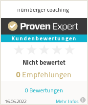 Erfahrungen & Bewertungen zu nürnberger coaching