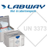 LABWAY Blut- & Labortransporte