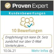 Erfahrungen & Bewertungen zu Dr. med. Ulrich Selz