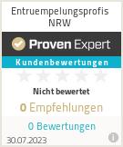 Erfahrungen & Bewertungen zu Entruempelungsprofis NRW