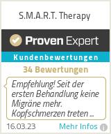 Erfahrungen & Bewertungen zu S.M.A.R.T. Therapy