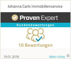 Erfahrungen & Bewertungen zu Johanna Carls Immobilienservice