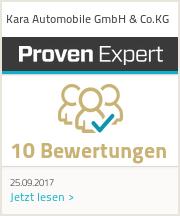 Erfahrungen & Bewertungen zu Kara Automobile GmbH & Co.KG