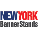 New York Banner Stands