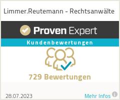 Erfahrungen & Bewertungen zu Limmer.Reutemann - Rechtsanwälte