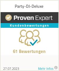Erfahrungen & Bewertungen zu Party-DJ-Deluxe