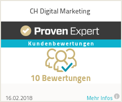 Erfahrungen & Bewertungen zu CH Digital Marketing