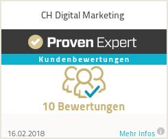 Erfahrungen & Bewertungen zu CH Digital Marketing