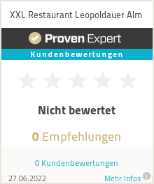 Erfahrungen & Bewertungen zu XXL Restaurant Leopoldauer Alm