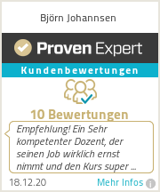 Erfahrungen & Bewertungen zu Björn Johannsen