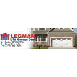 Legman USA Garage Door