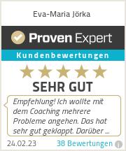 Erfahrungen & Bewertungen zu Eva-Maria Jörka