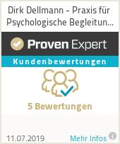 Erfahrungen & Bewertungen zu Dirk Dellmann - Praxis für Psychologische Begleitung und Psychotherapie in Hagen