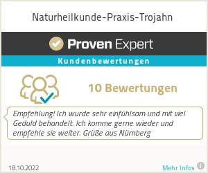 Erfahrungen & Bewertungen zu Naturheilkunde-Praxis-Trojahn