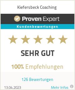 Erfahrungen & Bewertungen zu Kiefersbeck Coaching