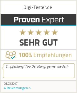 Erfahrungen & Bewertungen zu Digi-Tester.de