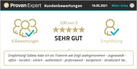 Kundenbewertungen & Erfahrungen zu Sabina Schmalz. Mehr Infos anzeigen.