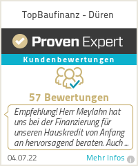 Erfahrungen & Bewertungen zu TopBaufinanz - Düren